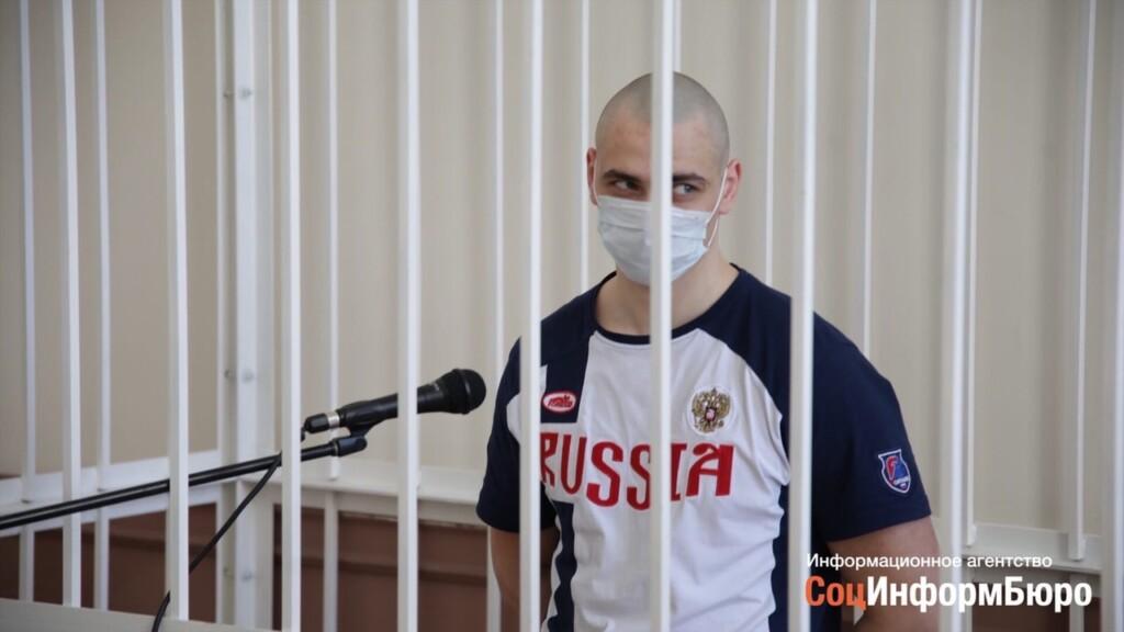 Мать требует смертную казнь для убившего ее сына-студента Виталия Васильева