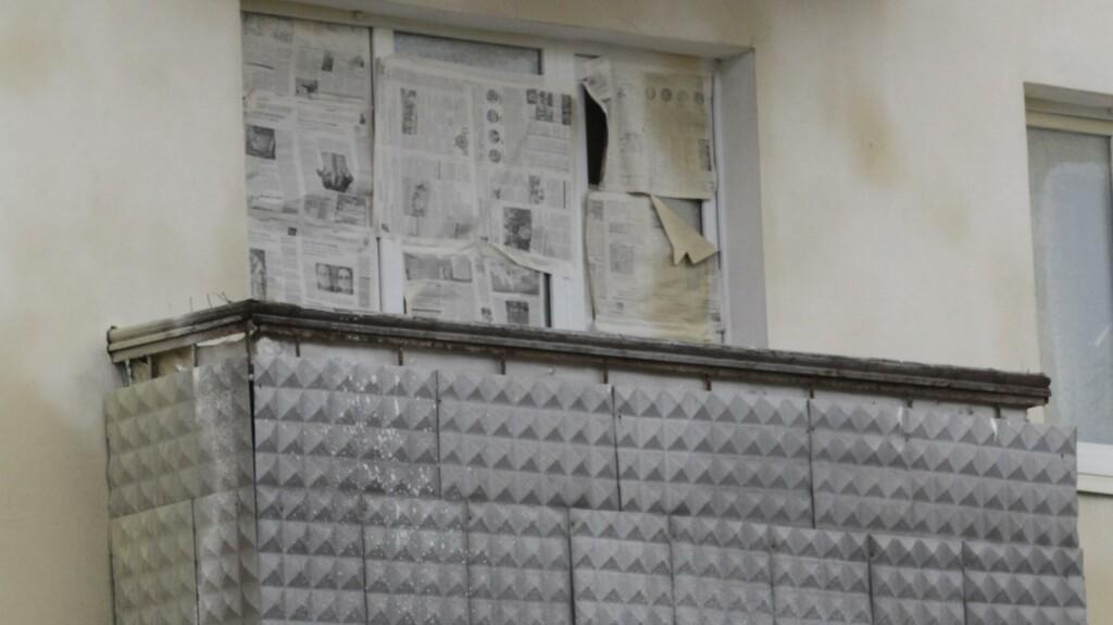 В Волжском управкомпания проштрафилась за ветхие балконы