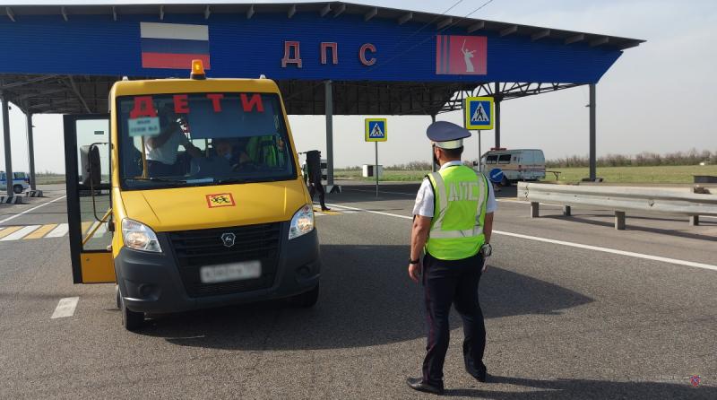ГИБДД усилило контроль за пассажирскими перевозками в Волгоградской области