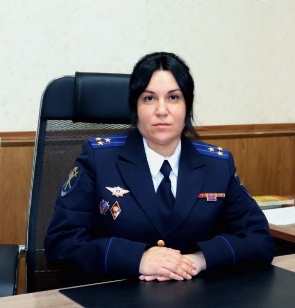 Полицию Светлоярского района возглавила Оксана Скибина-Комиссарова