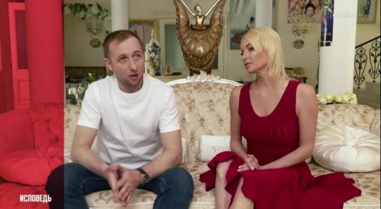 Анастасия Волочкова рассталась со своим Олегом
