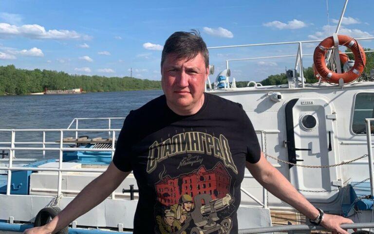 Депутат Александр Осипов: «Волгоградские власти хотят задушить природу в своих объятиях»