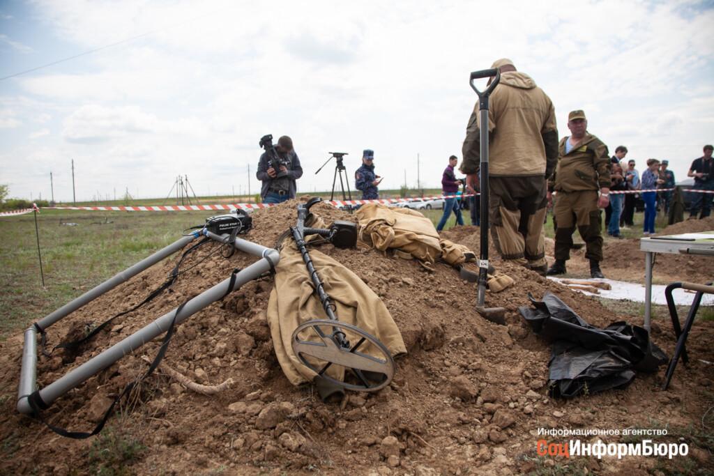 СК организовал проверку по факту гибели двух поисковиков, нашедших бомбу времён ВОВ