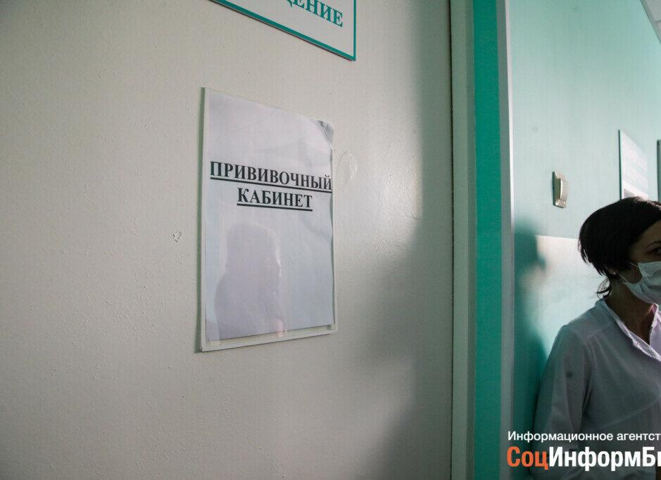 Нужно привить до 90% пациентов: волгоградские медики получат премии за выполнение плана по вакцинации