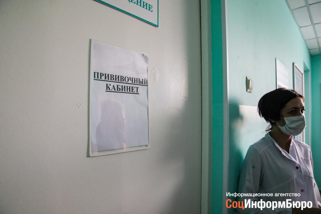 Оперативный штаб опубликовал информацию по привитым от COVID-19 в Волгоградской области