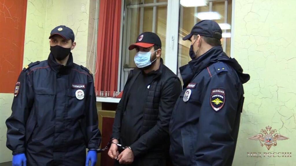 """Задержаны грабители """"ювелирки"""" из магазина в Волгограде на сумму в 45 миллионов рублей"""