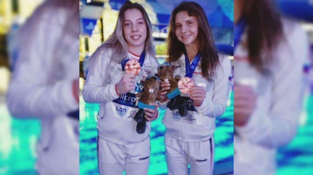 18-летняя прыгунья в воду из Волгограда взяла бронзу чемпионата Европы