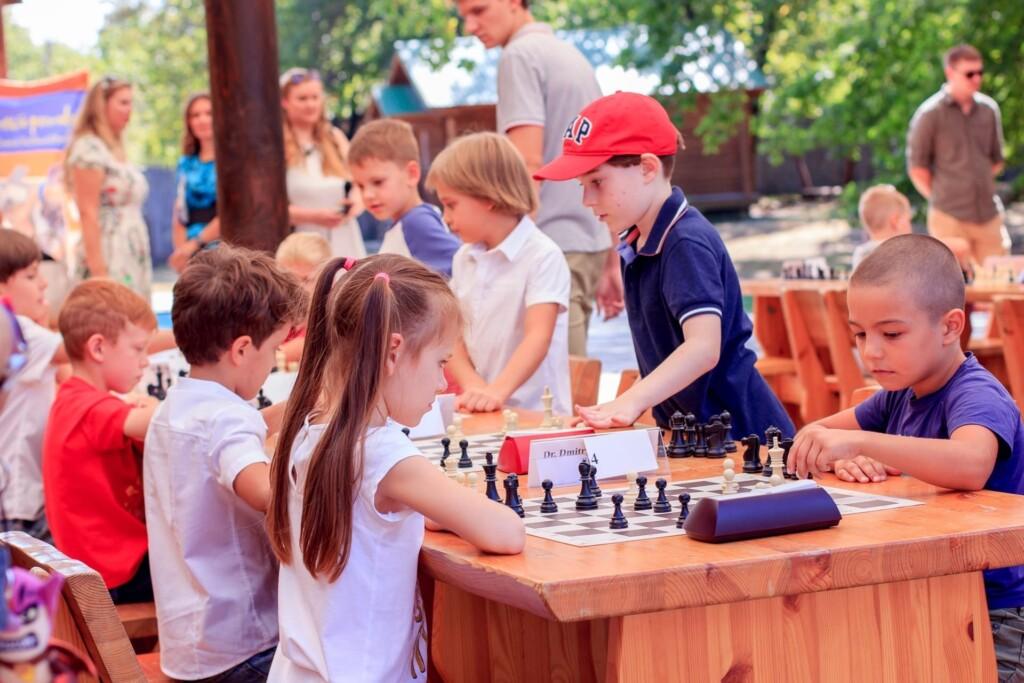 23 мая в Комсомольском саду пройдет шахматный фестиваль