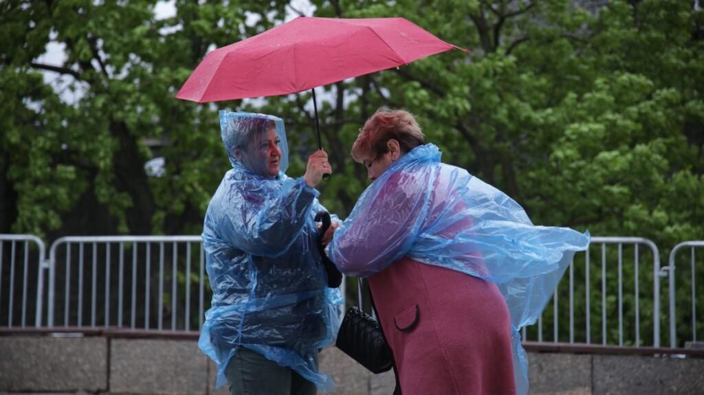 Волгоградское «бабье лето» сменилось затяжными дождями