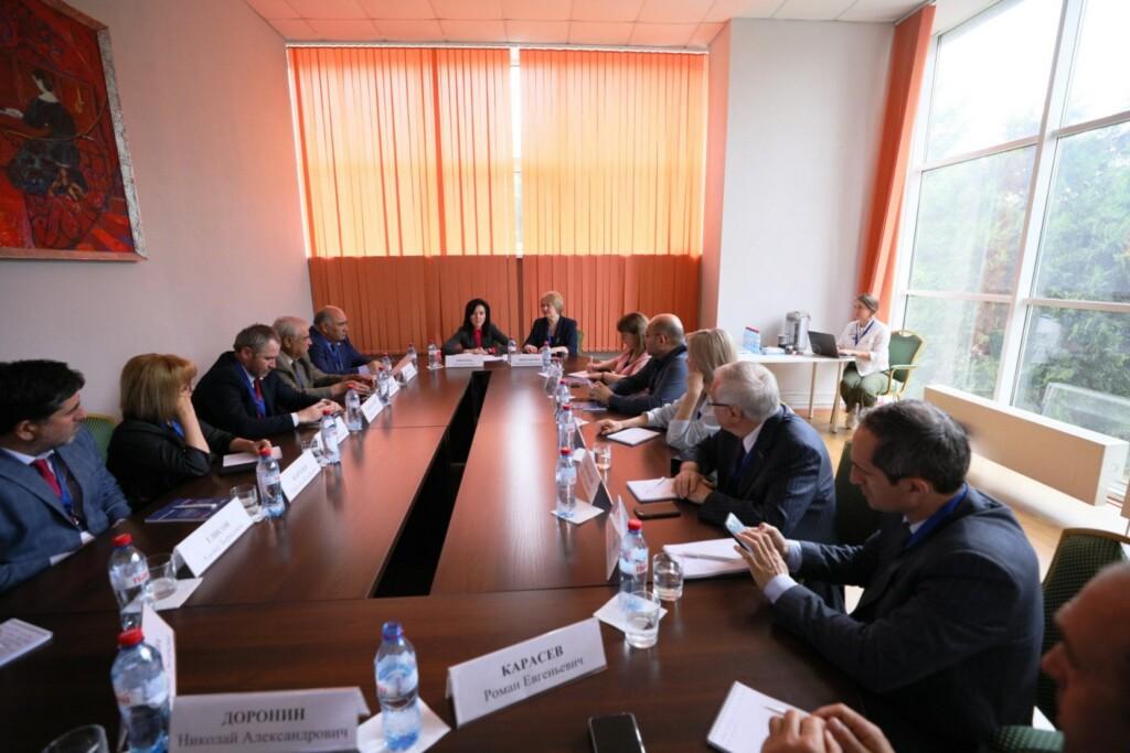 В Волгоградской области обновляют Общественную палату