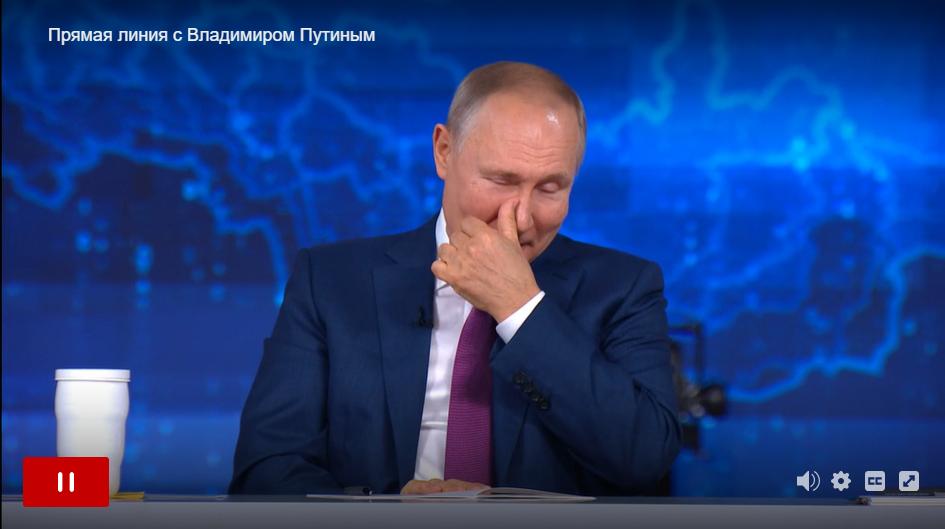Владимира Путина спросили, почему отдых в России дороже, чем за границей