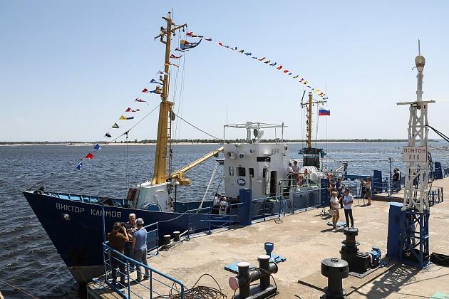 Исследовать реки Донского бассейна в Волгоградской области будут на новом корабле