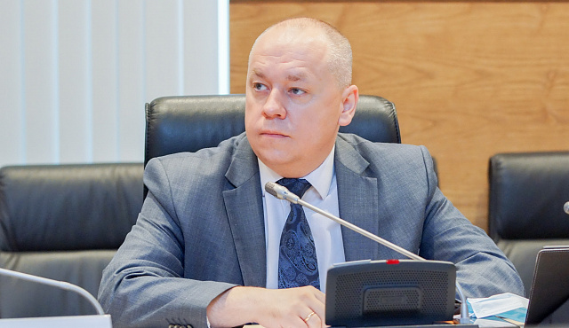 Алексей Кидалов возглавил комитет информационных технологий Волгоградской области