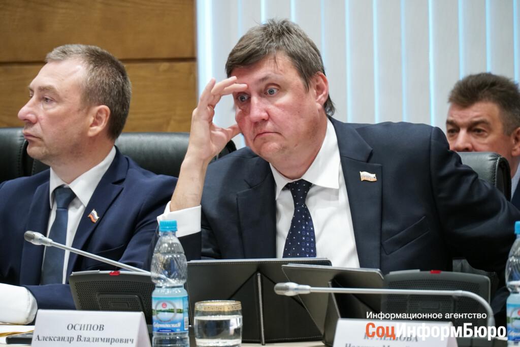 Александр Осипов: «От депутатов и общественности засекретили экологическую экспертизу строительства трассы в Средней Ахтубе»