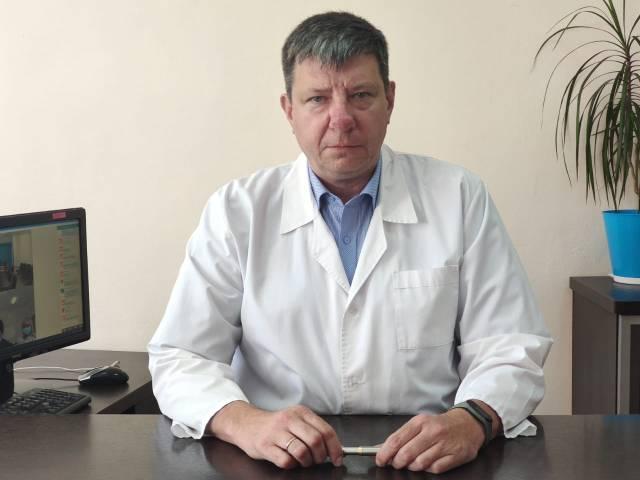 В Клетской районной больнице новый главврач из системы МВД