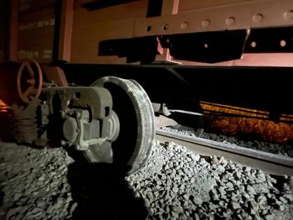 Ущерб почти на 10 миллионов: по факту схода поезда с рельсов в Волгоградской области возбуждено уголовное дело