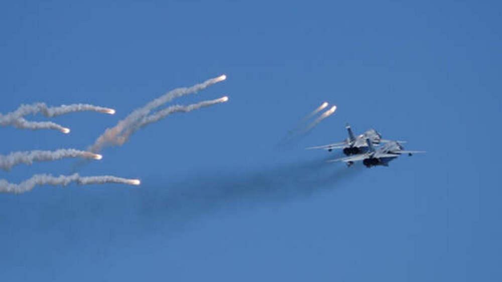 В Волгоградской области авиаэкипажи отразили массированный ракетный удар
