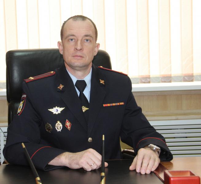 В полиции Руднянского района произошли кадровые изменения
