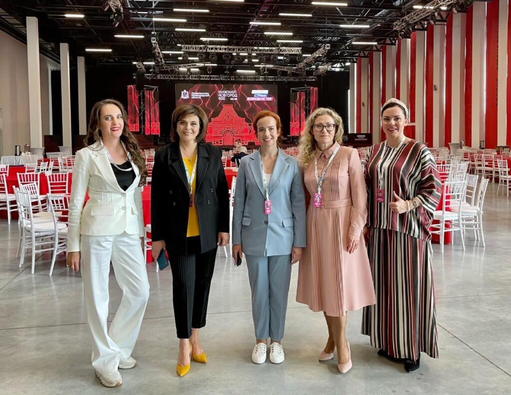 Волгоградские женщины-лидеры лидируют в федеральном проекте