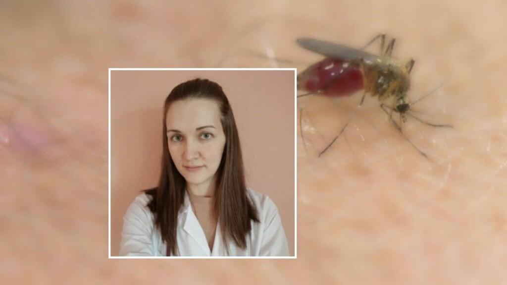 Волгоградские дети и комары: педиатр рассказала об особенностях укусов в 2021 году