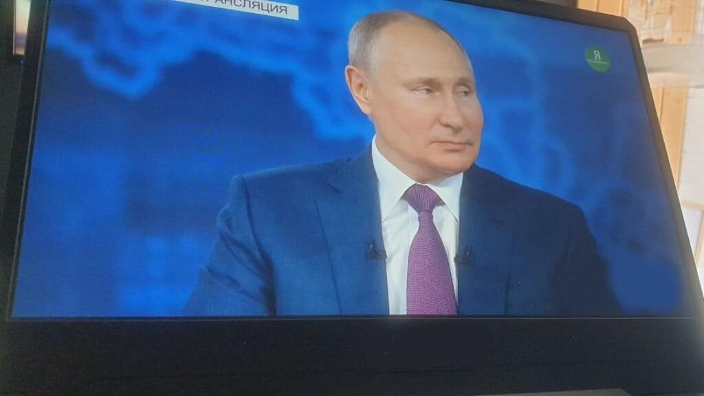 """""""Ответа нет"""": президент России о том, будет ли введена удаленка в школах с 1 сентября"""