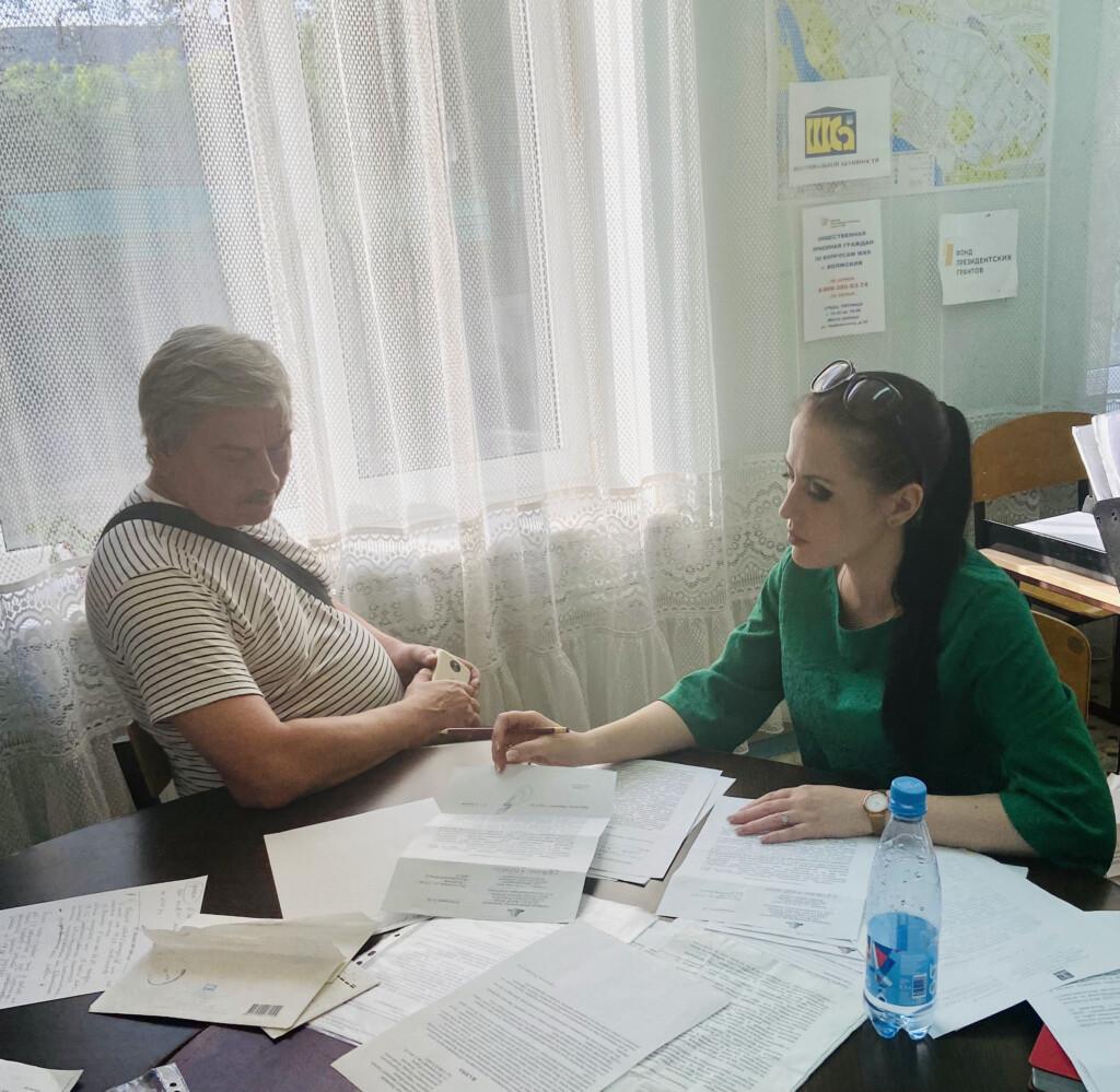 Жителей Волжского бесплатно консультируют по вопросам ЖКХ