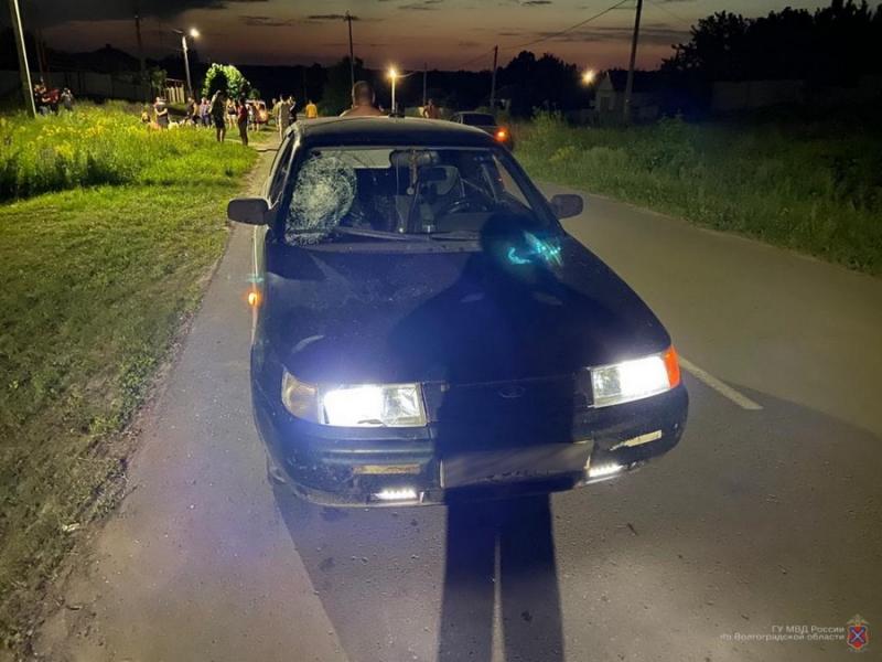 Пьяный водитель сбил в Даниловском районе 16-летних подростков