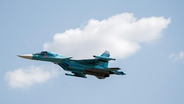 В небе над Волгоградской областью дозаправились бомбардировщики
