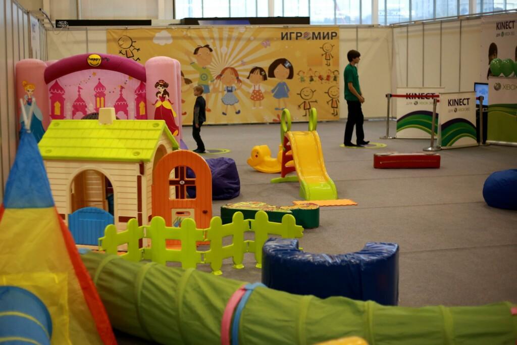 В Волгоградской области закрыли фудкорты и детские комнаты