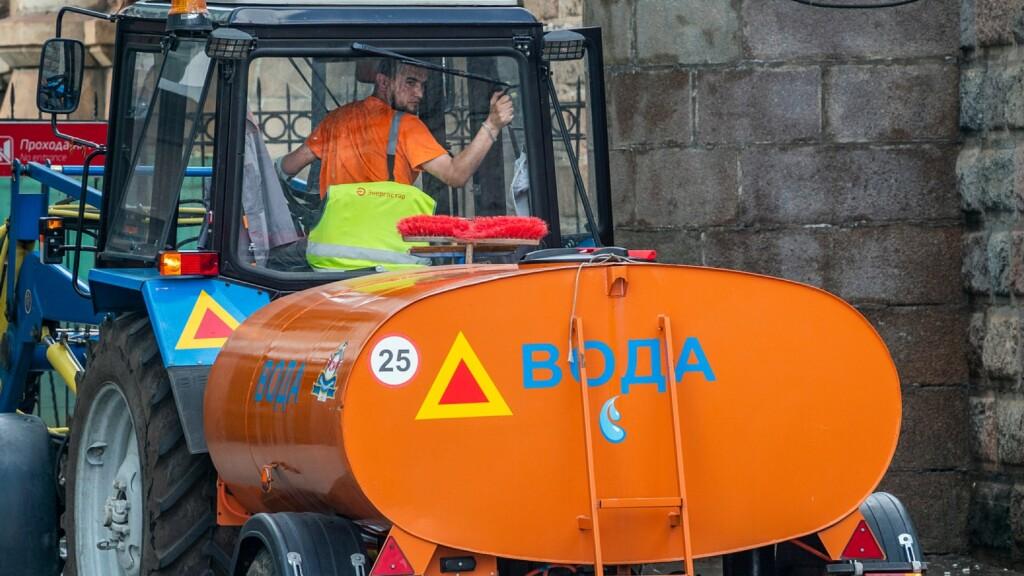 Жителей волгоградского села снабжали питьевой водой незаконно