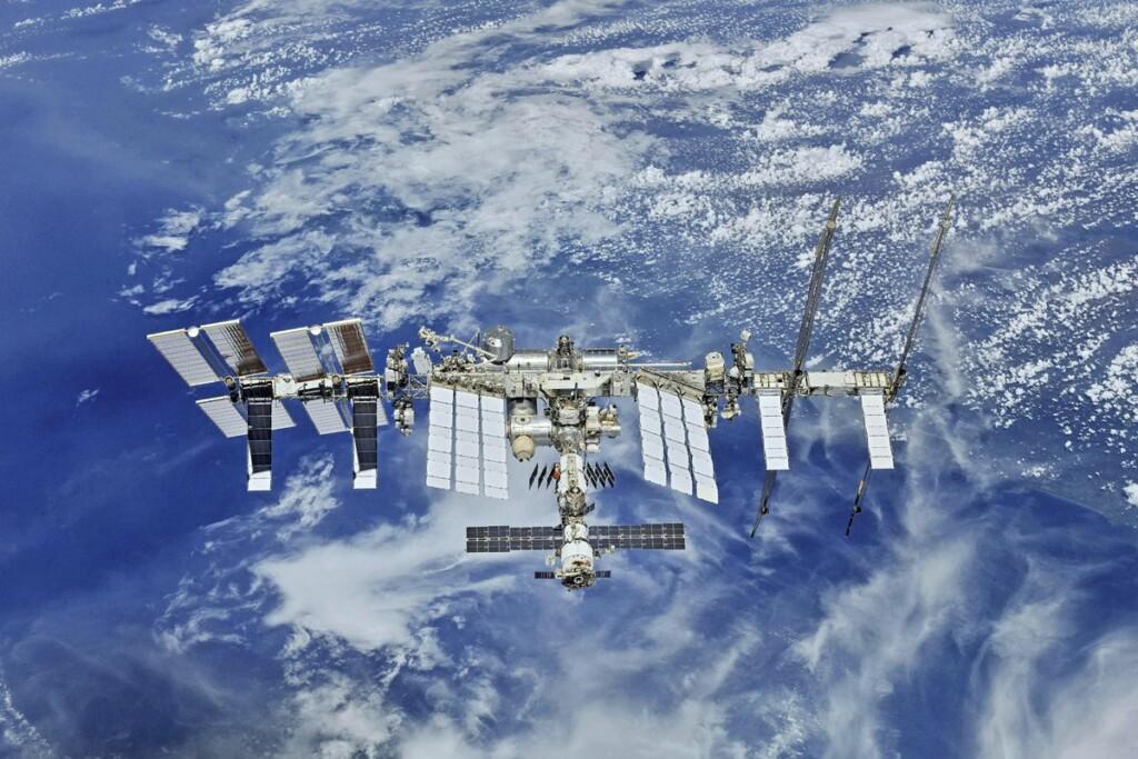 Жители Волгоградской области в конце июля увидят в небе пролёты МКС