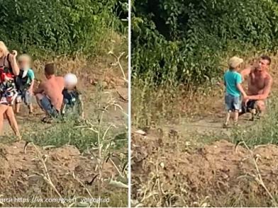 В Волгограде ищут граждан, которые публично применили насилие к ребенку