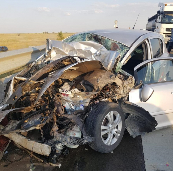 В аварии с тремя погибшими пострадал 9-летний ребенок