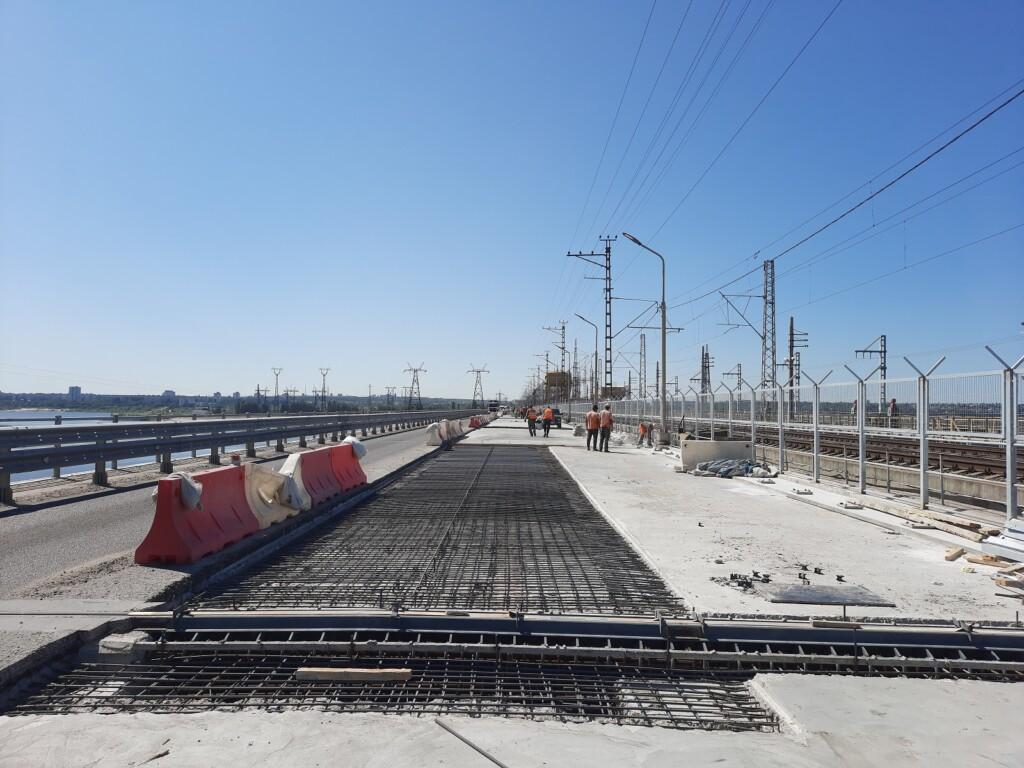 На Волжской ГЭС ведется ремонт заключительного участка