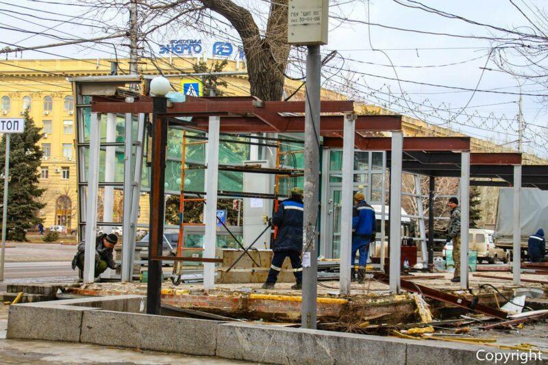 В Волгограде изменили правила размещения киосков, павильонов и торговых лотков