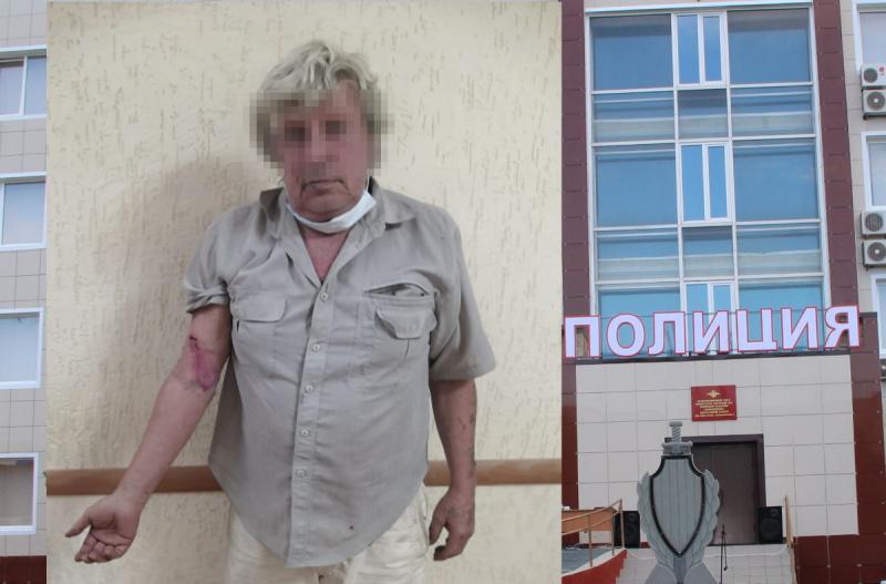 "В Камышине пенсионер ударил ножом хозяина магазина за ""плохие"" консервы"
