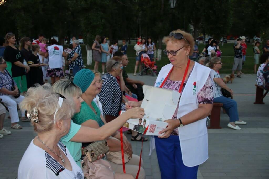 18 миллионов собрали общественники Волгоградской области в помощь ветеранам