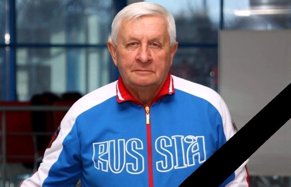 22 июля в Волгограде простятся с заслуженным тренером РФ Владимиром Захаровым