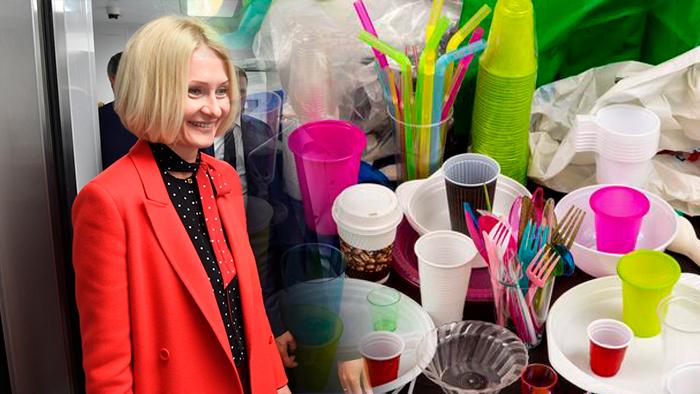 Запрет пластика и одноразовой посуды. Заработает ли в России модель экологичного потребления?