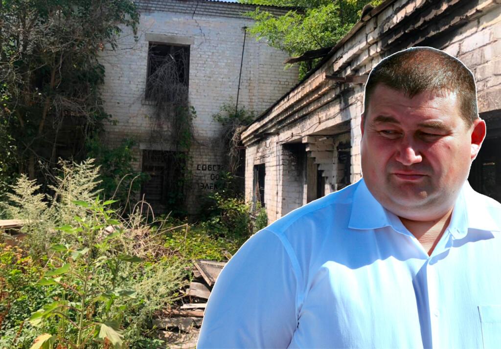 В отношении Михаила Калонкина могут возбудить уголовное дело, связанное с хищением целого завода