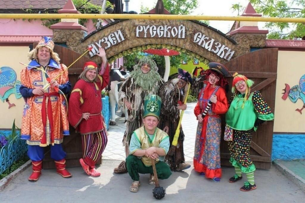Волгоградский «Парк русской сказки» победил во всероссийском конкурсе социального предпринимательства