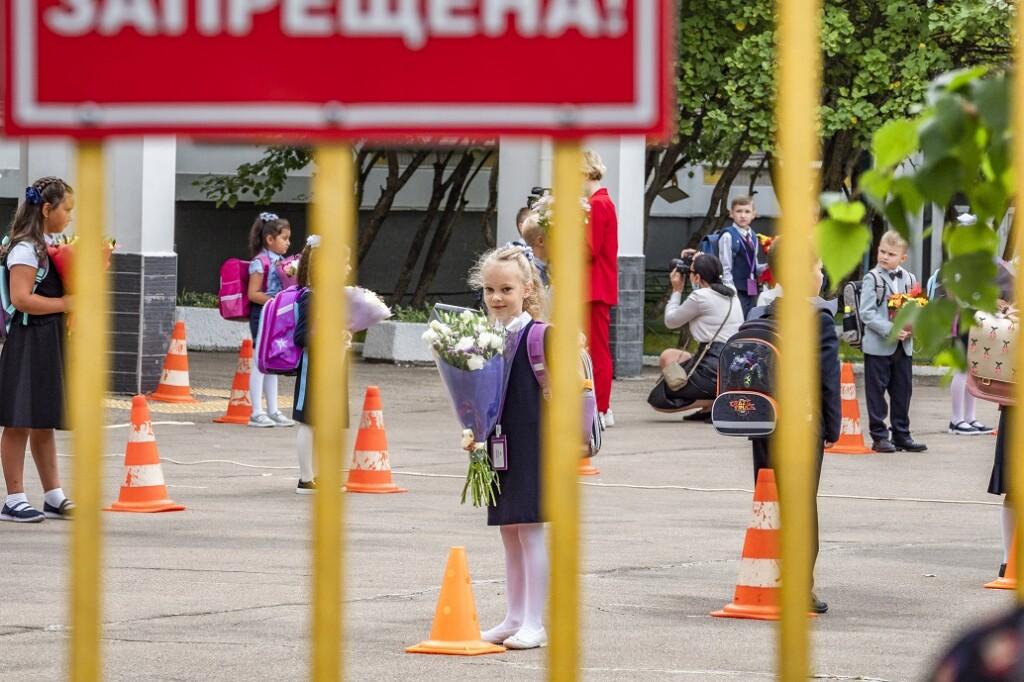 В Волгограде Роспотребнадзор разрешил присутствовать родителям на линейках ко Дню знаний