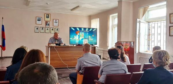 В СИЗО Волгоградской области готовятся к Единому дню голосования