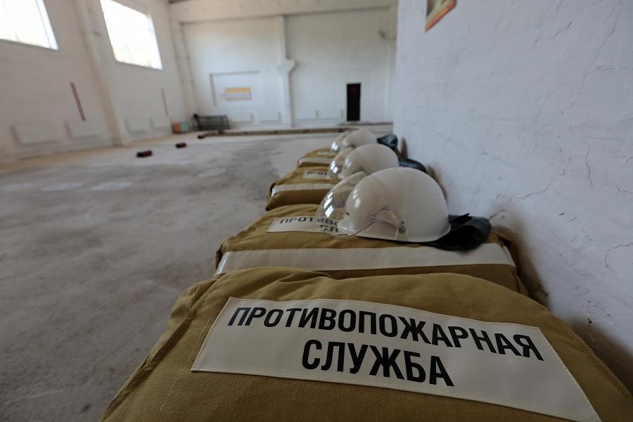 В Волгоградской области откроются еще 9 пожарных депо