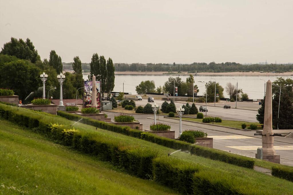 В Волгоград пришло долгожданное «похолодание» до 33 градусов