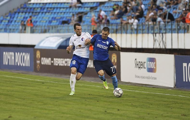 «Ротор» потерпел первое поражение в сезоне 2021/2022