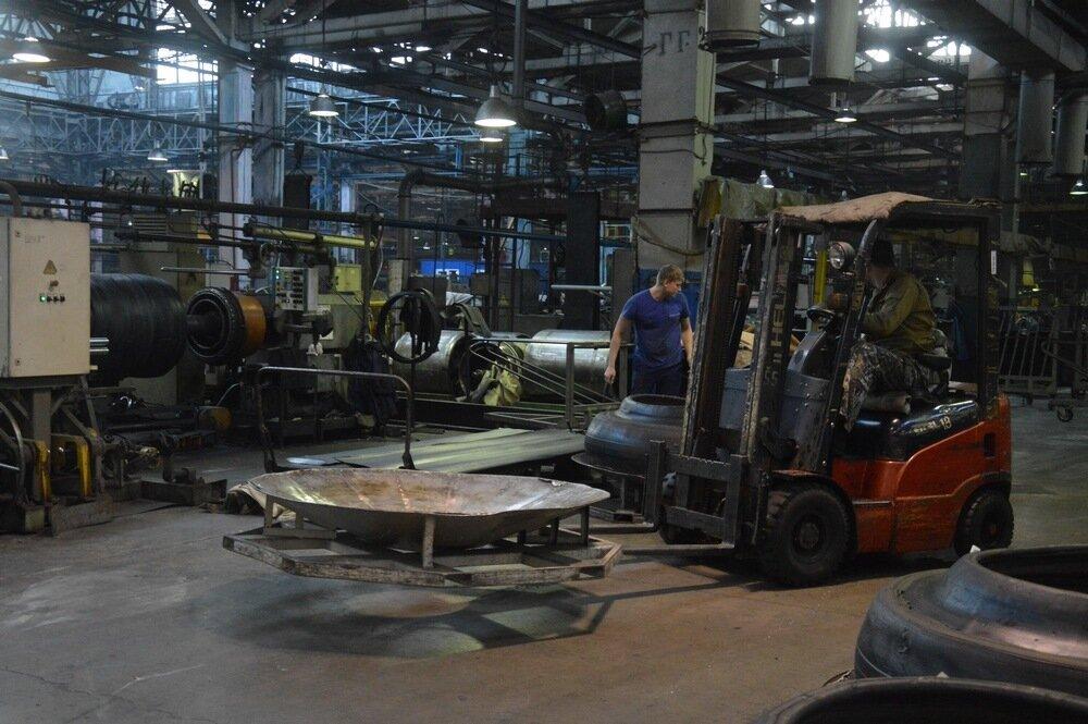 39 заводов в Волгоградской области ищут 1519 сотрудников
