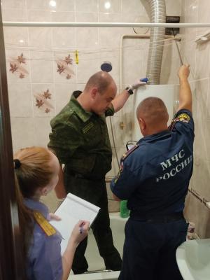 В Кировском районе девочка-подросток угорела насмерть, принимая ванну