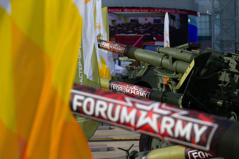 Форум «Армия-2021» начнется в Средней Ахтубе под Волгоградом 26-28 августа