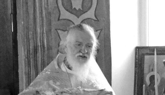 Умер волгоградский протоиерей Владимир Поляков